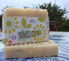 Peppermint/ Spearmint Goat's Milk Soaps